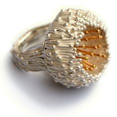 Ювелирная флористика от Nora Rochel | Золотая жизнь