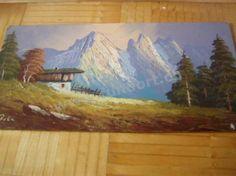 4 STK: Alte öl Gemälde Gems, Painting, Pictures, Rhinestones, Painting Art, Jewels, Paintings, Gemstones, Painted Canvas
