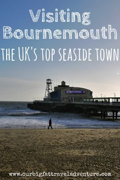 We kicked off the New Year with a visit to Bournemouth, which has been voted the UK's top seaside town, where we enjoyed historic piers, sunsets, golden beaches and delicious chips. Visiting Bournemouth   Bournemouth, UK   Bournemouth Pier   Bournemouth Beach   UK Beaches   Love Bournemouth #LoveBournemouth #BournemouthPier #VisitBournemouth #BournemouthBeach #SeasideTowns #UK #UKBeaches