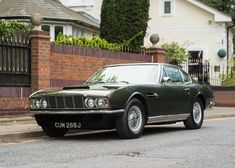 Historics is the UK's premier auction house for the sale and purchase of the finest historic, classic and sports cars and motoring memorabilia. Aston Martin Dbs, My Dream Car, Dream Cars, Mazda, Mid Size Sedan, Reliable Cars, Vintage Models, Expensive Cars, Dream Garage