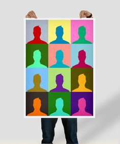 Facebook profile image pop art…. Social Media Art  :) Images For Facebook Profile, Social Media Art, Marketing Flyers, Arts Ed, Pinterest For Business, Weird And Wonderful, Medium Art, Art Education, Beautiful Images