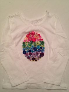 girls easter shirt