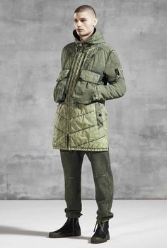Discover the Stone Island Shadow Project Lookbook for AW16 on oki-ni DAILY.