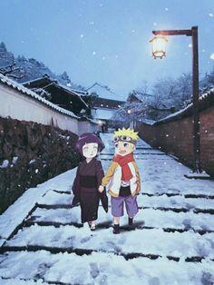 Naruto and Hinata is my favorite couple in Naruto, Hope you love my fanart wallpaper ^^ Naruto Uzumaki Shippuden, Naruto Shippuden Sasuke, Naruto Kakashi, Anime Naruto, Fan Art Naruto, Naruto Comic, Wallpaper Naruto Shippuden, Naruto Cute, Naruto Girls