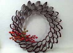 This holiday season, skip the ho-ho-humdrum home decor. Deck the halls—and the doors—with one of these 12 unconventional DIY wreaths.