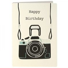 Happy Birthday, Camera, Photographer