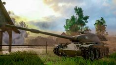 T95E6 – Become the King of Damage! - WOT Valor World Of Tanks, Military Vehicles, King, Hot, Army Vehicles