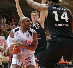 s.Oliver Baskets: Souveräner Start in die Rückrunde