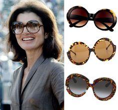 d90fff3dc7204e Image result for Jackie Kennedy, eyewear Fashion Beauty, Womens Fashion, Ray  Ban Sunglasses