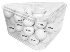 Kit de Bolas para Tênis de Mesa 36 Peças - Klopf 35080