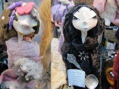 by Tuija Leinonen, Finnish Doll Artist
