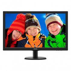 Gwarancja:        24 miesiące gwarancji fabrycznej              Kod Producenta:         273V5LHSB/00              P/N:         8712581689896              Kod EAN:         8712581689896              Typ matrycy:         TFT LCD              Podświetlenie matrycy:         LED              Format obrazu:         16:9              Przekątna ekranu:         27cale              Rozmiar plamki:         0,311mm              Nominalna rozdzielczość:         1920x 1080              Jasność...