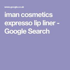 Perfect Lip Pencil by IMAN #12