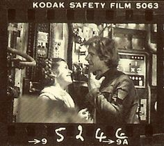 outtakes ESB;  Carrie Fisher & Harrison Ford