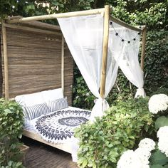 Outside day bed
