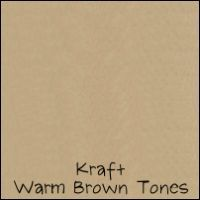 """""""#81  Brown Kraft Cover Weight Card Stock"""" [Green Seal certified. Acid- & lignin-free for great quality that does not deteriorate. Laser & inkjet guaranteed on Writing & Text weights. Great for business cards, hang tags, note cards and more! Durable 80 lb Cover Weight. Sheet Size: 8 1/2"""" x 11"""" Quantity: Sold in lots of 10 sheets.]~[source: kraftoutlet]'h4d'"""