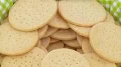 Learn how to bake Norman's farthing biscuits recipe from the Biscuits episode of The Great British Baking Show airing on PBS Food. Read Recipe by rochnichols British Biscuit Recipes, British Baking Show Recipes, British Bake Off Recipes, Scottish Recipes, Baking Recipes, Scottish Desserts, British Desserts, Bisquick Recipes, Baking Ideas