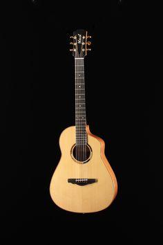 Guitare de Sandra Nicol, École nationale de lutherie, 2013