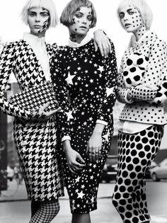 polka dot dolly's
