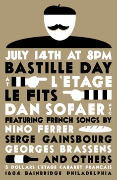 bastille day arts and crafts