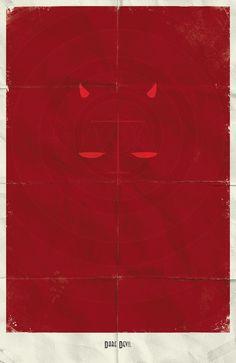 Marko Manev Daredevil #design #minimalistic