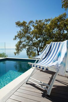 Queensland Homes Blog > Real Home: Blue Daze. Love everything about this house!