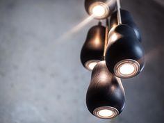 Wood and ligth.