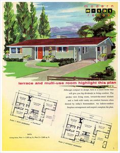 R-131  1956 National Plan Service catalog