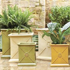 Beauclaire Planter-Ballard Design