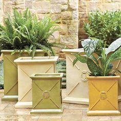 Beauclaire Planter-Ballard Design