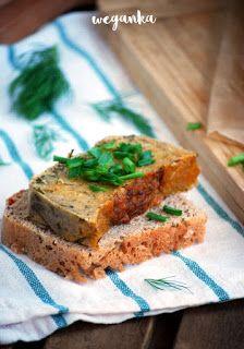 Koperkowy pasztet z kaszy jaglanej i cukinii (wegański, bezglutenowy)