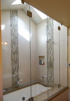 1000 images about home redesign bath on pinterest whirlpool bathtub bathroom remodeling and - All you need to know about steam showers ...