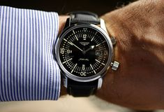 30 minutes on the wrist with the Longines Heritage Legend Diver