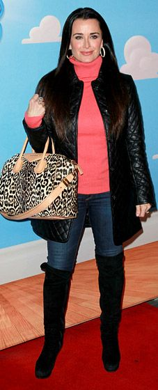 Kyle Richards, my favorite Housewife!