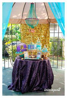 Ideas bonitas para una fiesta de cumpleaños de Jazamín (Jasmine) de Aladdin. Encuentra los artículos para tu fiesta en nuestra tienda en línea: http://www.siemprefiesta.com/fiestas-infantiles/ninas/articulos-princesa-jazmin.html?utm_source=Pinterest&utm_medium=Pin&utm_campaign=Jazmin