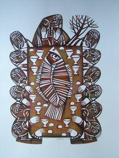 Paper Cutting, Paper Art, Decorative Plates, Fish, Ukraine, Illustration, Artists, Cards, Animaux