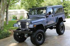 Clean California Jeep CJ8 Scrambler V-8 Smog Legal 4x4 Rockcrawler Dana 60 ARB in eBay Motors | eBay