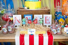 Angry Birds Guest Dessert Feature | Amy Atlas Events
