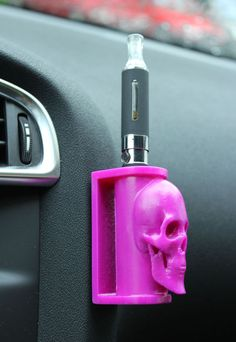 NEED THIS!!!!! E-Cigarette, E-Cig Holder stand for home, desk, or car.