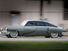 1948 tucker - slow down my beating heart!