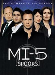 MI-5 BBC TV Series My Current Obsession | Content in a Cottage