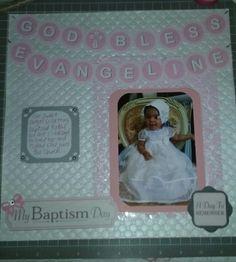 Baptism layout