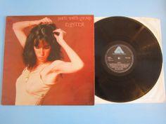 PATTI SMITH Easter 1978 UK ARISTA RECORDS VINYL LP + INSERT SPART 1043