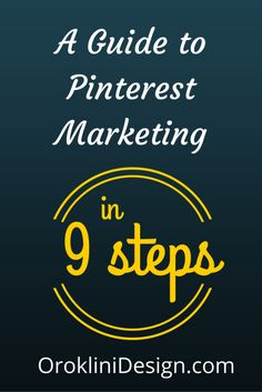 A Guide to in 9 steps from starting. Most Popular Social Media, Social Media Pages, Social Media Site, Business Marketing, Social Media Marketing, Mail Marketing, Marketing Communications, Marketing Ideas, Pinterest For Business