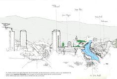 Pedromonttplazasconvertical.fmd.jpg - Observaciones y Análisis sobre El Almendral: Espacios Públicos, Intermedios Articuladores de la Trama Urbana