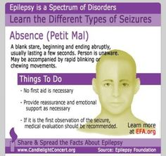 Brief Overview: Absence Seizures