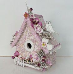 Ingrid's place: Bird house *Maja design*