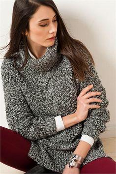 KIRÇILLI KAZAK www.fashionturca.com