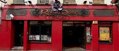 The Roisin Dubh Galway City, Galway Ireland....spent many Sunday afternoons here sitting at the bar listening to music!