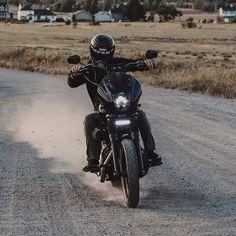 @originalgaragemoto Charging into the week like... . Photo cred: @rogerphoto_qc Rider: @adhellar Parts & Gear: @orignalgaragemoto . @clubstyle_europe @clubstyle_usa @clubstyle_thailand @dyna_disciples #Originalgaragemoto #OG #Harleydavidson #Dyna